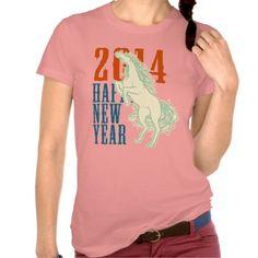 Wild Horse (2014 New Year) T-shirt