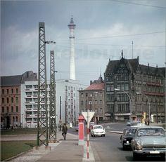 Poster DDR - Spreeinsel Berlin 1967