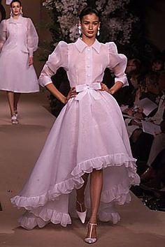 Saint Laurent Spring 2001 Couture Collection Photos - Vogue