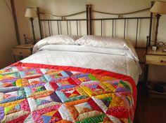 quilt, acolchado, patchwork Los Quilts de Merce: Otro quilt terminado