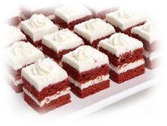Foodie Mum: Red Velvet Bites
