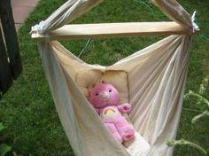 baby hammock- DIY instructions!