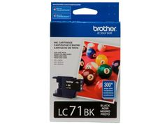 Brother LC71BKS Black Ink Cartridge 300 page yield  #Brother