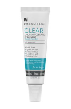 Paula's choice - Clear Daily Skin-Clearing Treatment Azelaic Acid + BHA