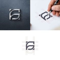Super Ideas For Design Graphique Carte De Visite Clever Logo, Creative Logo, Corporate Design, Branding Design, Type Logo, Web Design, Graphic Design, Logo Process, Typographic Logo