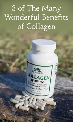 "Collagen has been given credit for everything from boosting hair, skin, and nail health, to healing ""Leaky Gut"", and even improving overall cardiovascular health, to name a few."