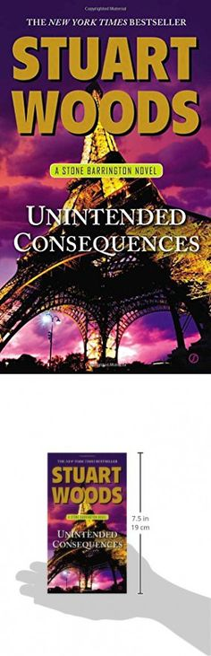 Unintended Consequences: A Stone Barrington Novel