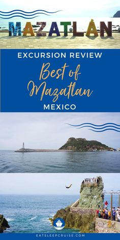 Are you visiting Mazatlan, Mexico on a cruise vacation or other travel? Are you wondering what to do? There are so many things to do in this cruise port, like the beach and restaurants, it can be hard to decide. You should try the Best of Mazatlan shore excursion to get an overview of the city and the options for adventure. With lots of opportunity for photography, you won't be disappointed. Check out our review today! #Mazatlan #Mexico #MexicanVacation #CruiseVacation #Excursion