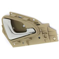 2005-2010 Honda Odyssey Front Door Handle RH,Inside,Chrome+ivory (beige),Plastic
