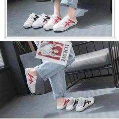 Korean Shoes, Converse, Facebook, Sneakers, Fashion, Tennis, Moda, Slippers, La Mode