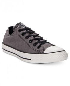 Converse Men's Chuck Taylor Ox Vintage Casual Sneakers from Finish Line