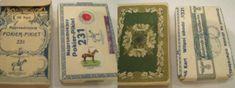 Alta Carta Playing Cards: Antique - pre 1950 (3)