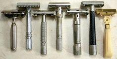 Vintage Razor Restoration | The Art of Manliness.