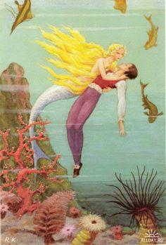 Little Mermaid: Rudolf Koivu