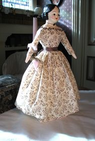 Christine LeFever | Maker of Dolls in Early Styles