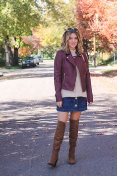 Fall Layering - Every Once in a Style