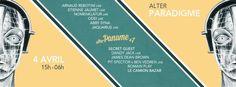 James Dean Brown + Le Camion Bazaar @ Alter Paname 04.04.2015 #musicjunkies