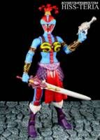 Hiss-Teria (MOTUC Concept) (Masters of the Universe) Custom Action Figure