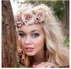 Fairy photoshoot, model Bethany Cammack