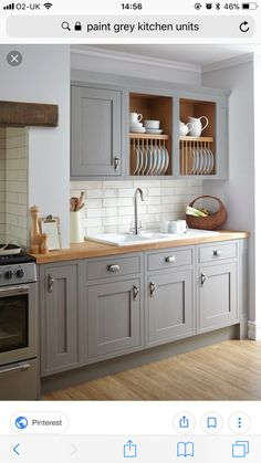 Below are the Chic Farmhouse Kitchen Cabinets Makeover Ideas. This article about Chic Farmhouse Kitchen Cabinets Makeover Ideas was posted … Kitchen Inspirations, Kitchen Cabinet Design, Kitchen Cabinets, Small Kitchen, Kitchen Remodel, Home Kitchens, Rustic Kitchen, Kitchen Renovation, Kitchen Cabinets Makeover