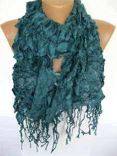 Bufanda bufanda de tendencia moda bufanda por SmyrnaShop en Etsy
