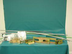 BIK4000 - CENTRAL STEEL FABRICATORS, INC - BAY INSTALL MOUNTING KIT
