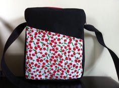 Cherry Shoulder Purse. $30.00, via Etsy.