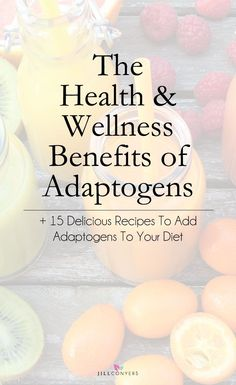 Adaptogens can help you create a more balanced, energized and healthy way of life. Find out what they are and the benefits of adding adaptogens to your diet. And, check out the 15 delicious recipes to make and give your body an adaptogenic boost. Click through to find out why you should consider adding adaptogens to your diet. Pin it now, read later. #ad #wellness #benefitsofadaptogens #adaptogenrecipes #healthy #nutrition #quote #healthylivingquote #wellnessquote
