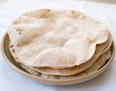 Chapati, yeast free flat bread recipe