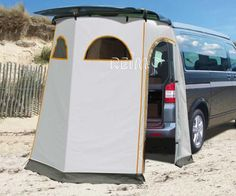 Reimo Fritz Cabin Tent for Tailgate VW T5 or T4