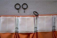 Glorious Make Rod Pocket Curtains Ideas. Enchanting Make Rod Pocket Curtains Ideas. Pinch Pleat Curtains, No Sew Curtains, Pleated Curtains, How To Make Curtains, Rod Pocket Curtains, Farmhouse Curtains, Rustic Curtains, Target Curtains, Curtain Designs