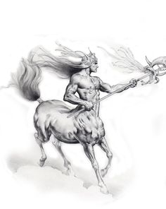 Centaur by ~fatgordon0 on deviantART