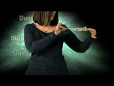 """Beautiful""  by Christine Aguilara -   D-PAN ASL Music Video,   It's more than just an interpretation, it's art."