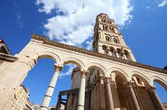 <p>Facing the harbour, Diocletian's Palace is one of the most imposing Roman ruins in existence and where you'll spend most of your time while in...