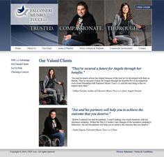 Falconeri Munro Tucci (fmtlaw.ca) — ©PM Design and Marketing