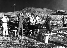 A look back at America& atomic anxieties during the early years of the Cold War, presented by Getty Images. Nevada Test Site, Hiroshima Bombing, Pictures Of America, Enola Gay, Bomb Shelter, Manhattan Project, History Magazine, Long Shadow, Us Government