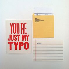 Love cards for nerds