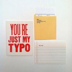 Nerd Love Cards
