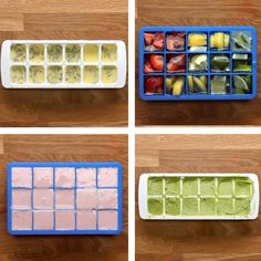 These 6 Ice Cube Food-Saving Hacks Are Totally Genius