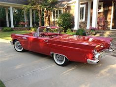33 best 55 56 57 tbiird images antique cars autos retro cars rh pinterest ie