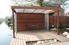 Projecten - Wijsman Hoveniers Backyard, Patio, Shed, Outdoor Structures, Interior Design, House Styles, Green, Outdoor Decor, Home Decor