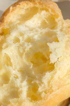 Безглютеновые заварные пирожные. Рецепт без глютена