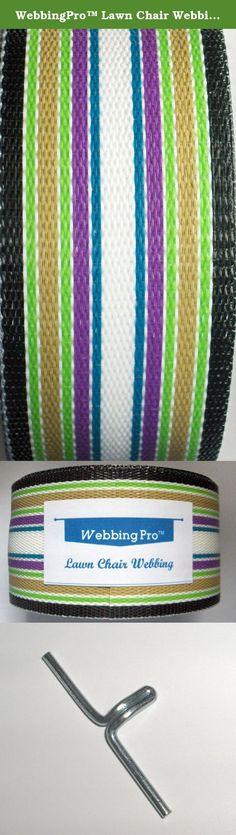 """3 Yards  4 Stripes Wine Beige olive Blue Cotton Webbing 1/""""  Medium  Weight SALE"""