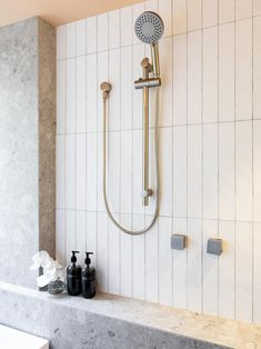 #designing #bathroom #vertical #lessons #learn #tiles #when #tiny #to #a5 lessons to learn when designing a tiny bathroom Vertical tilesVertical tiles