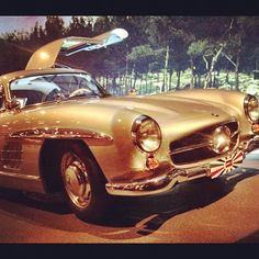One of HM the late King Hussein's cars from his collection. #Royal #JO #Jordan #Amman (via. @visitjordan)