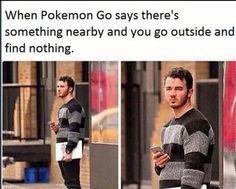 Pokemon Go needs to chill -Llama