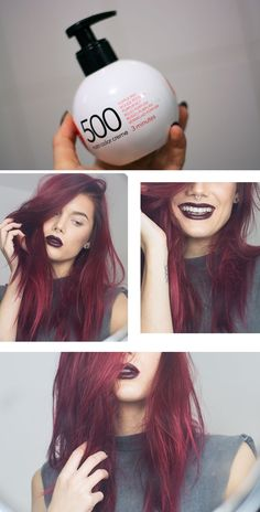 THIS HAIR COLOR!!!!