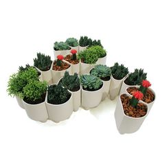 Elliot Modular Planter 2 Pack by Andrew Erdle
