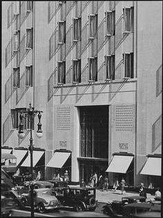 7f693f6511b 721 Avenue the vanished New York City Art Deco building designed Warren and  Wetmore home of Stewart and Company and then Bonwit Teller.
