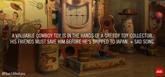 Every Pixar Movie in 140 Characters or Less